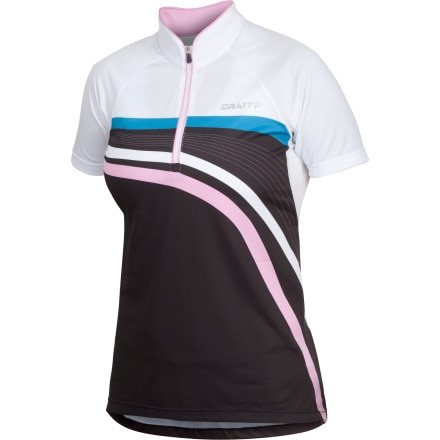 Shop for Craft PB Stripe Jersey - Short-Sleeve - Women's