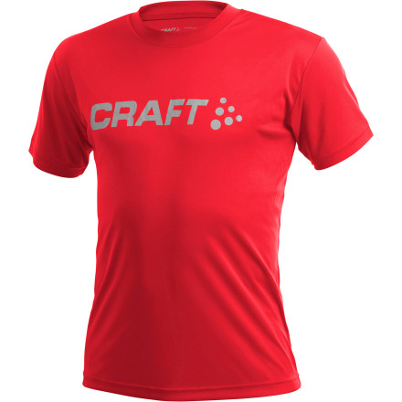 photo: Craft AR Logo T-Shirt