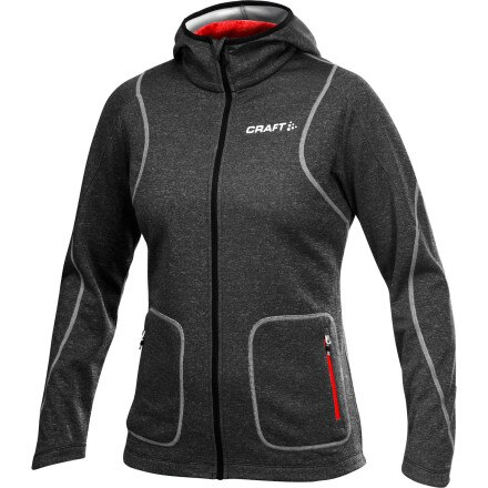 Craft Active Hooded Jacket - Women's