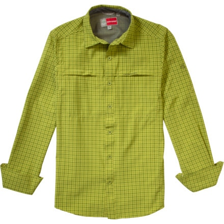Craghoppers NosiLife Stretch Check Shirt - Long-Sleeve - Men's