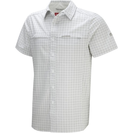 Craghoppers NosiLife Stretch Check Shirt - Short-Sleeve - Men's