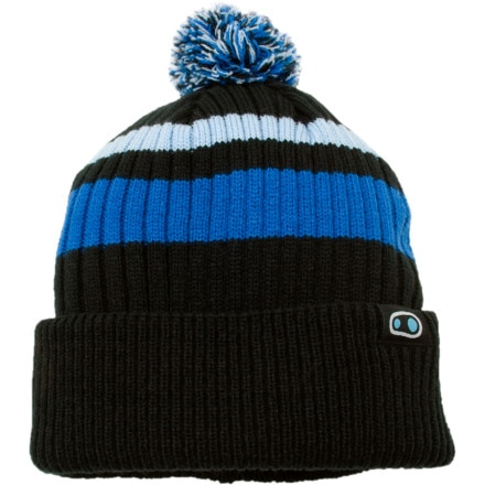 Crank Brothers Whiskey Beanie