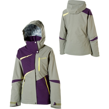 photo: Cross Alma Stretch Jacket snowsport jacket