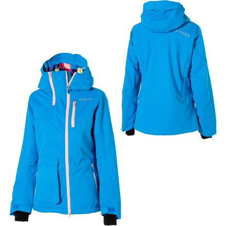 photo: Cross Helga Jacket snowsport jacket