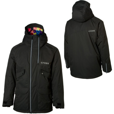 photo of a Cross snowsport jacket