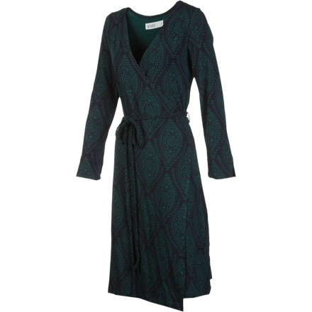 Carve Designs Blake Wrap Dress - Women's