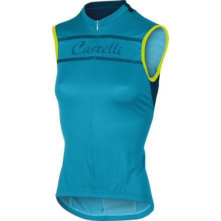 Castelli Promessa Jersey - Sleeveless - Women's