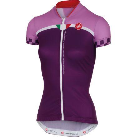 Castelli Duello Jersey - Short Sleeve - Women's