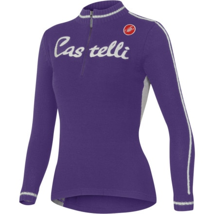 Castelli Opera Wool Long Sleeve Women's Jersey