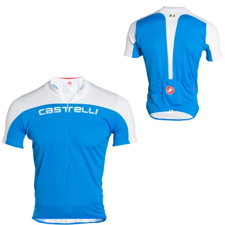 Castelli Prologo HD Short Sleeve Jersey