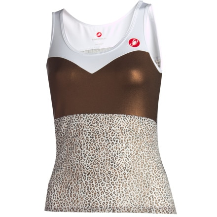 Castelli Safari Sleeveless Women's Top