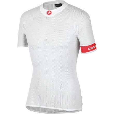 Castelli Core Mesh Base Layer - Short-Sleeve - Men's