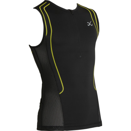 photo: CW-X Men's Ventilator Web Top Short-Sleeve