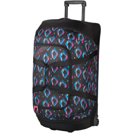DAKINE Wheeled Duffel Bag Small - Women's - 3500cu in