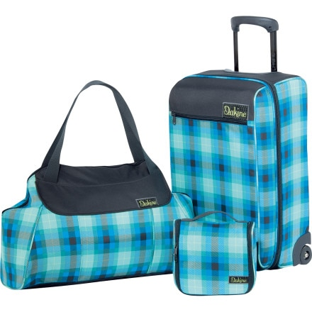 DAKINE Jet Setter Luggage Collection - 3 Piece - Women's - 2500cu in