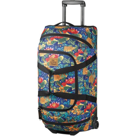 DAKINE Wheeled Duffel Bag - Large - 5480cu