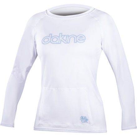 Shop for DAKINE Suntop Rashguard - Long-Sleeve - Women's
