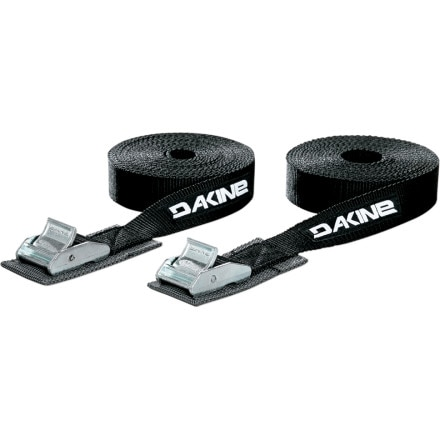 DAKINE Tie Down Straps 12ft - 2-Pack