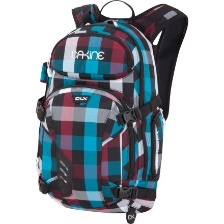 photo: DaKine Women's Heli Pro DLX