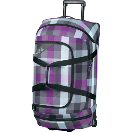 Shop for DAKINE Wheeled 90L Duffel Bag - Women's - 5480cu in