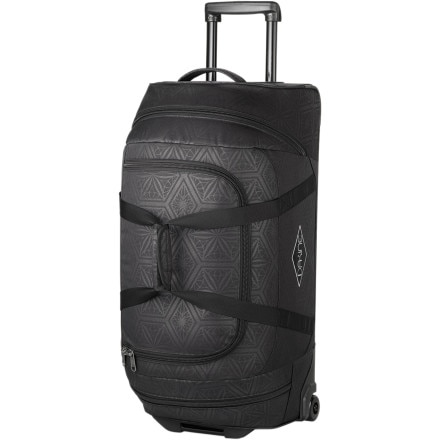 DAKINE Wheeled Duffel Bag Large - Women's - 5480cu in