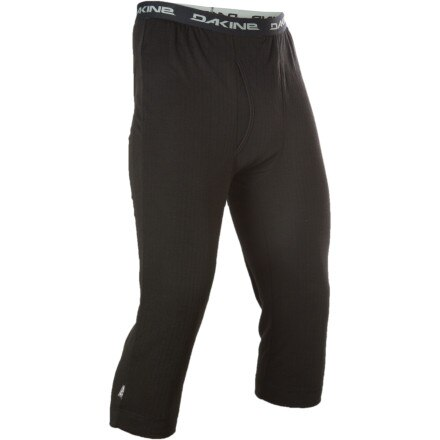 photo: DaKine Belmont 3/4 Pant base layer bottom