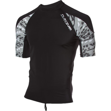 photo: DaKine Men's Performance S/S Rashguard short sleeve rashguard