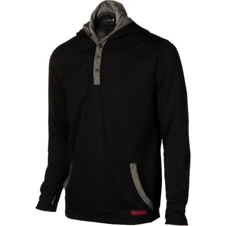 photo: DaKine Gunner Hoodie base layer top