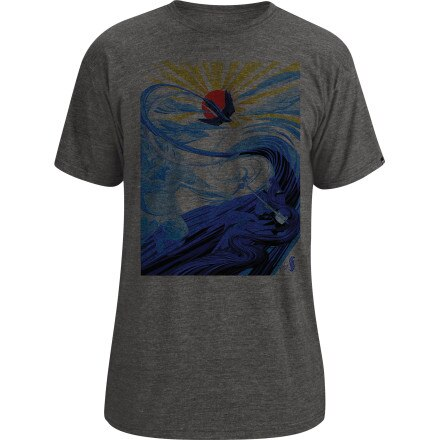 DAKINE Behind The Clouds T-Shirt - Short-Sleeve - Men's