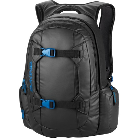 DAKINE Mission Blackout 25L Backpack - 1500cu in