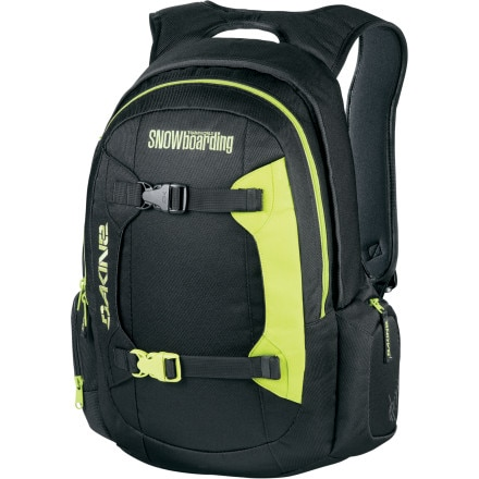 DAKINE Mission Transworld 25L Backpack - 1500cu in