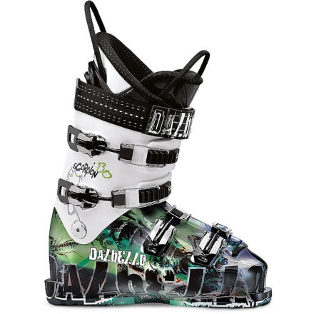 Dalbello Sports Scorpion SF 130 I.D. Ski Boot - Men's