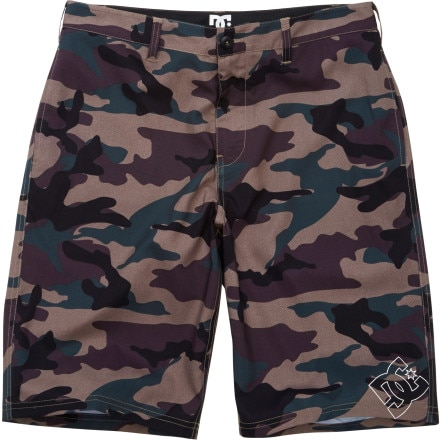 DC Lanaibrid 2 Hybrid Short - Men's