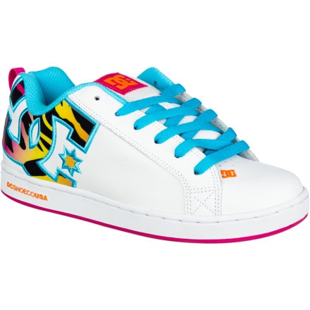 DC Court Graffik SE Skate Shoe - Women's