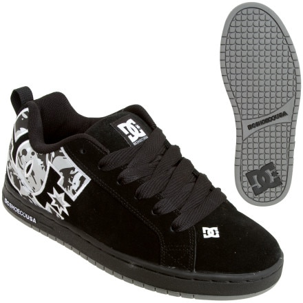 Shop for DC Court Graffik SE Skate Shoe - Men's