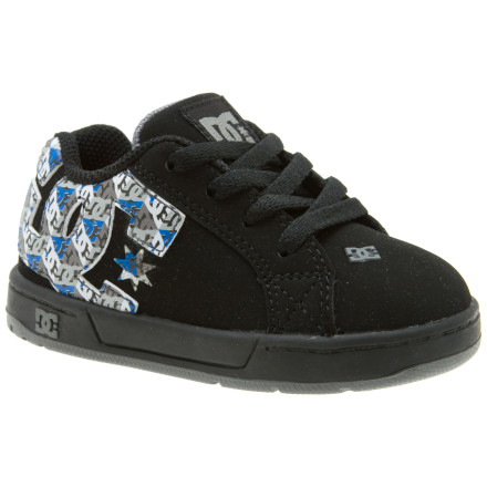 DC Court Graffik SE Shoe - Toddlers'