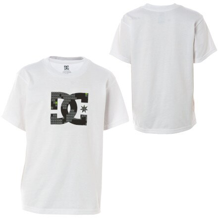 DC Globe T-Shirt - Short-Sleeve - Boys'