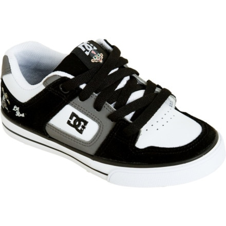 DC Pure WG Skate Shoe - Boys'