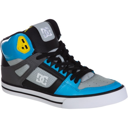 Shop for DC Spartan Hi WC Skate Shoe - Men's