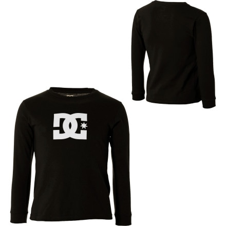 DC Star T-Shirt - Long-Sleeve - Boys'