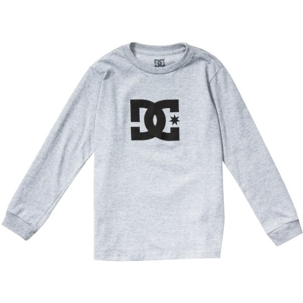 DC Star T-Shirt - Long-Sleeve - Toddler Boys'