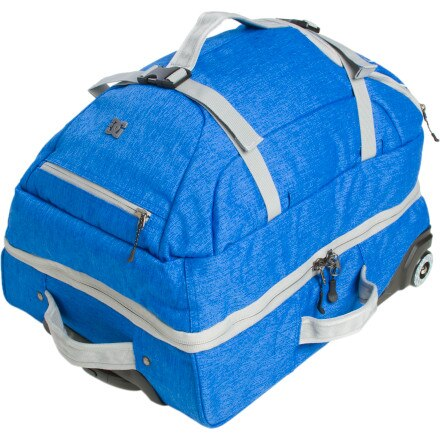 DC Mile High Rolling Gear Bag