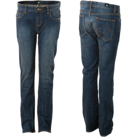 DC Houston Slim Denim Pant - Boys'