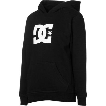 DC Star Pullover Hoodie - Boys'