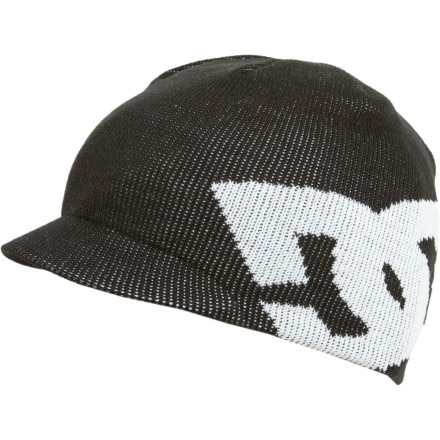 DC Big Star Visor Beanie - Boys'