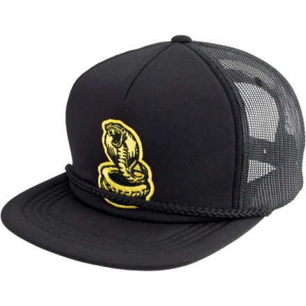 DC Cobrat Trucker Hat