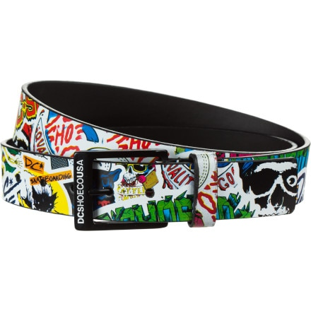 Shop for DC Wharfin Belt - Men's