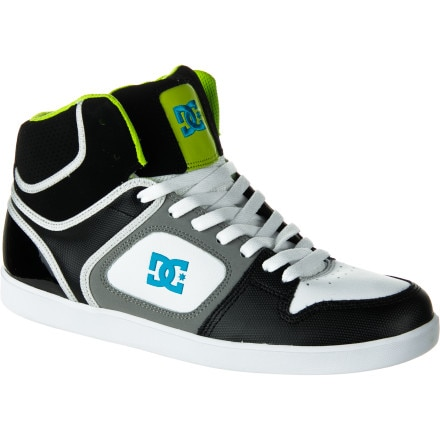 DC Union HI Skate Shoe - Men's