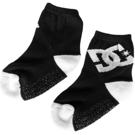 DC Lifted Sock - Toddlers'