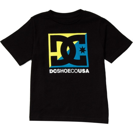 DC Cross Stars T-Shirt - Short-Sleeve - Toddler Boys'